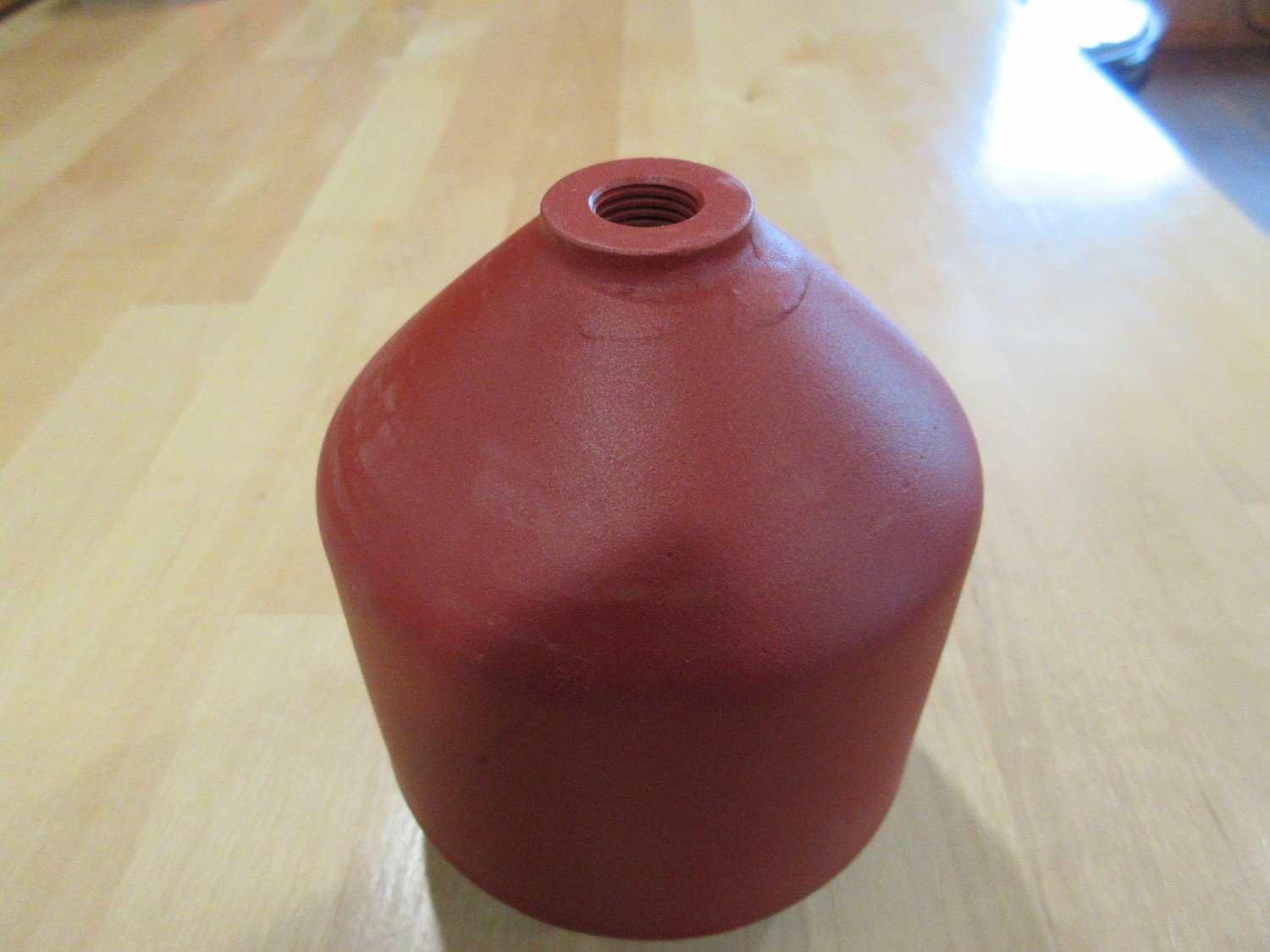 Fuel strainer bowl