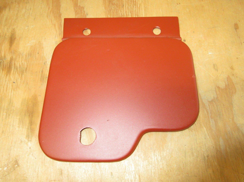 M38 Glove box door with Hinge