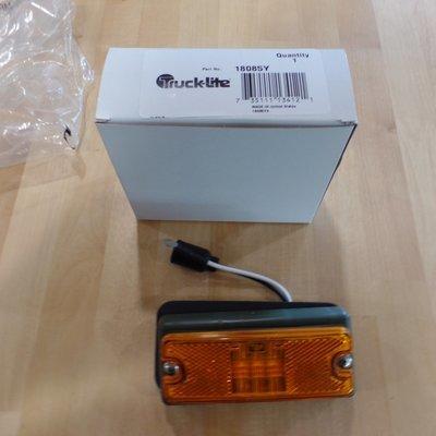 Stewart & Stevenson Marker LED light Amber Yellow Truck-light
