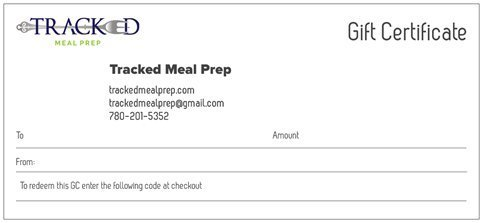 Gift Certificate 4