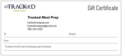 Gift Certificate 5
