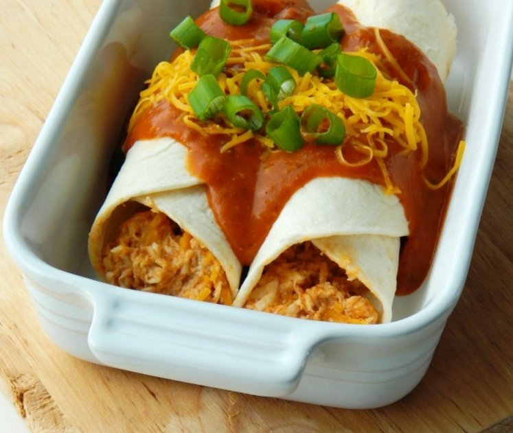 (TU) Chicken Enchiladas-Family Pack 3