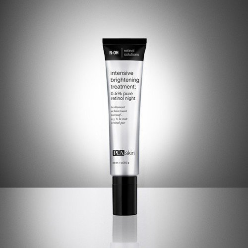 PCA Skin Intensive Brightening Treatment: 0.5% pure retinol night