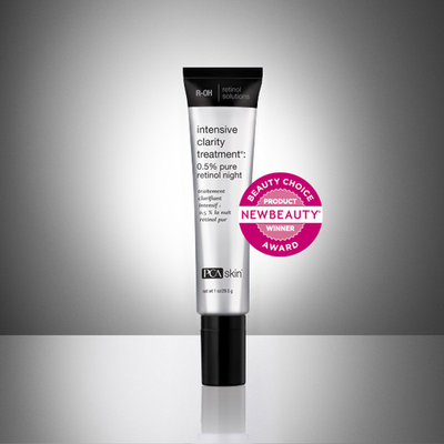 PCA Intensive Clarity Treatment®: 0.5% pure retinol night