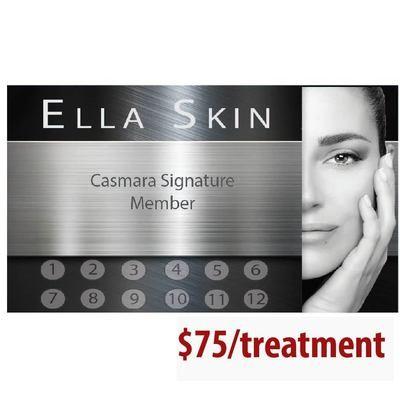 Casmara Signature 12 treatment package