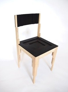 Rotterdamsche School Chair by MCDW