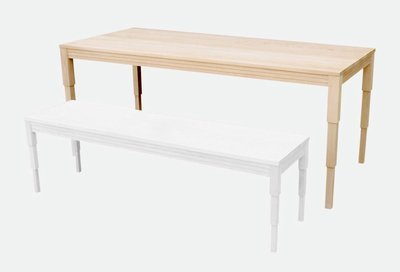 Rotterdamsche School Table by MCDW