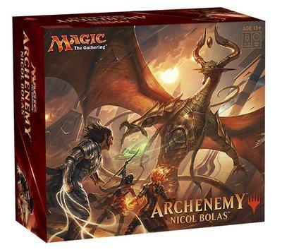 Magic The Gathering: Archenemy - Nicol Bolas