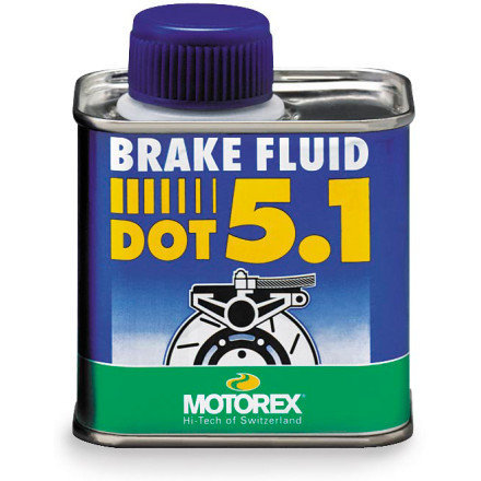 OLIO MOTOREX BRAKE FLUID DOT5.1