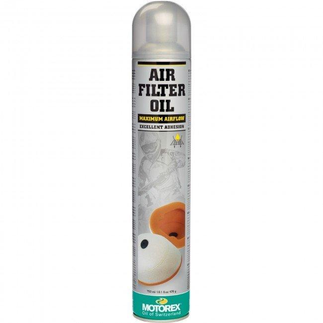 OLIO MOTOREX AIR FILTER OIL SPRAY