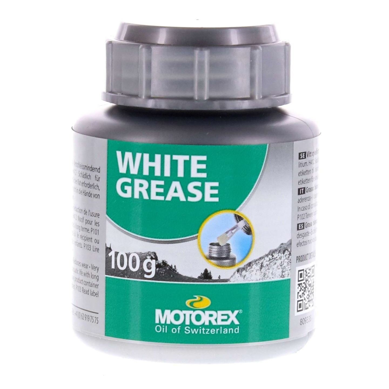 GRASSO MOTOREX WHITE GREASE 628