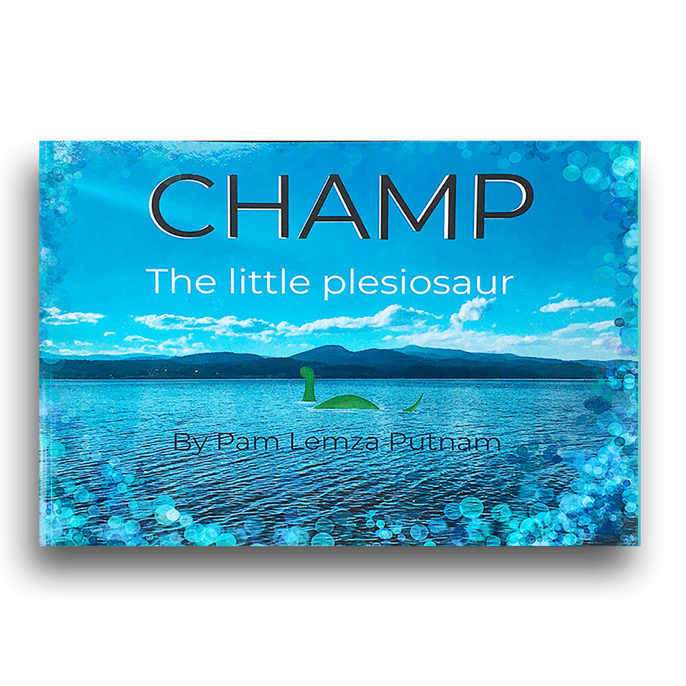 Champ, the Little Plesiosaur Book by Pam Lemza Putnam