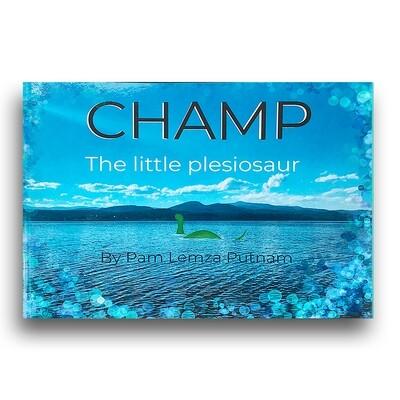 Champ, the Little Plesiosaur Book by Pam Lemza Putnam