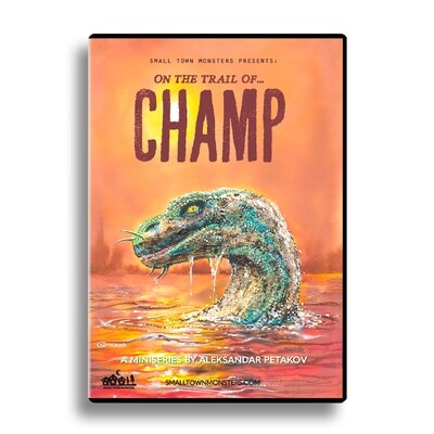 On the Trail of Champ DVD