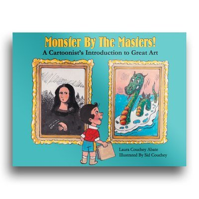 Monster by the Masters Book by Couchey/Abate