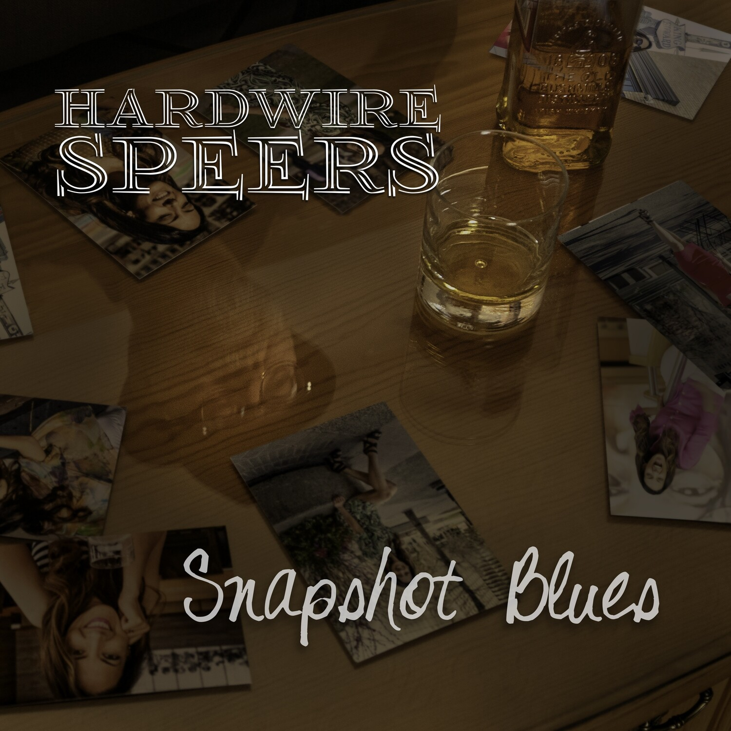 Snapshot Blues - 6 song EP - Signed