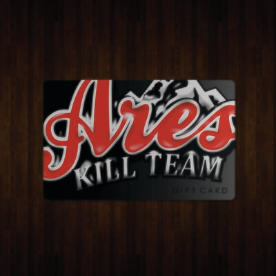Ares Gift Card