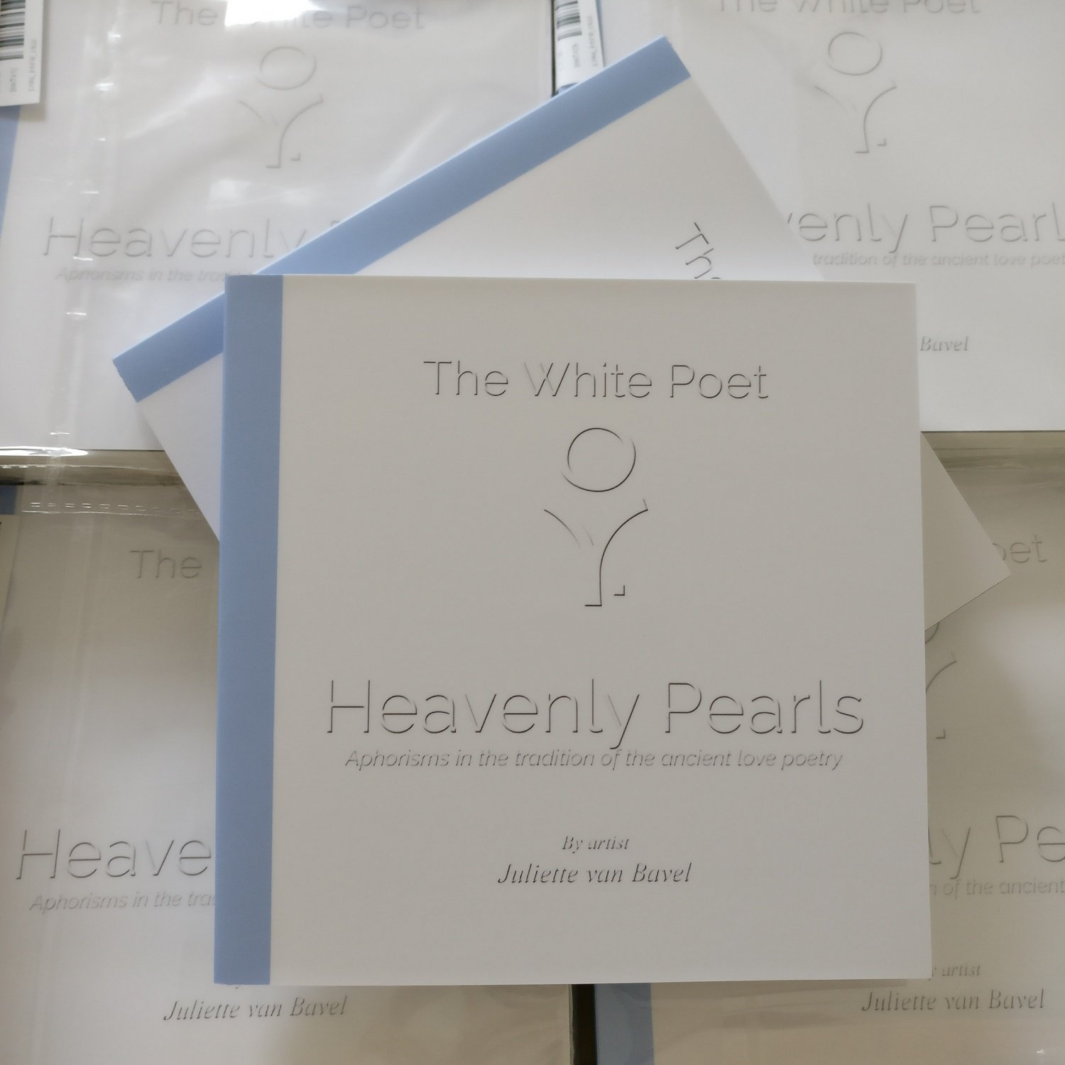 Book 'Heavenly Pearls'Limited Edition