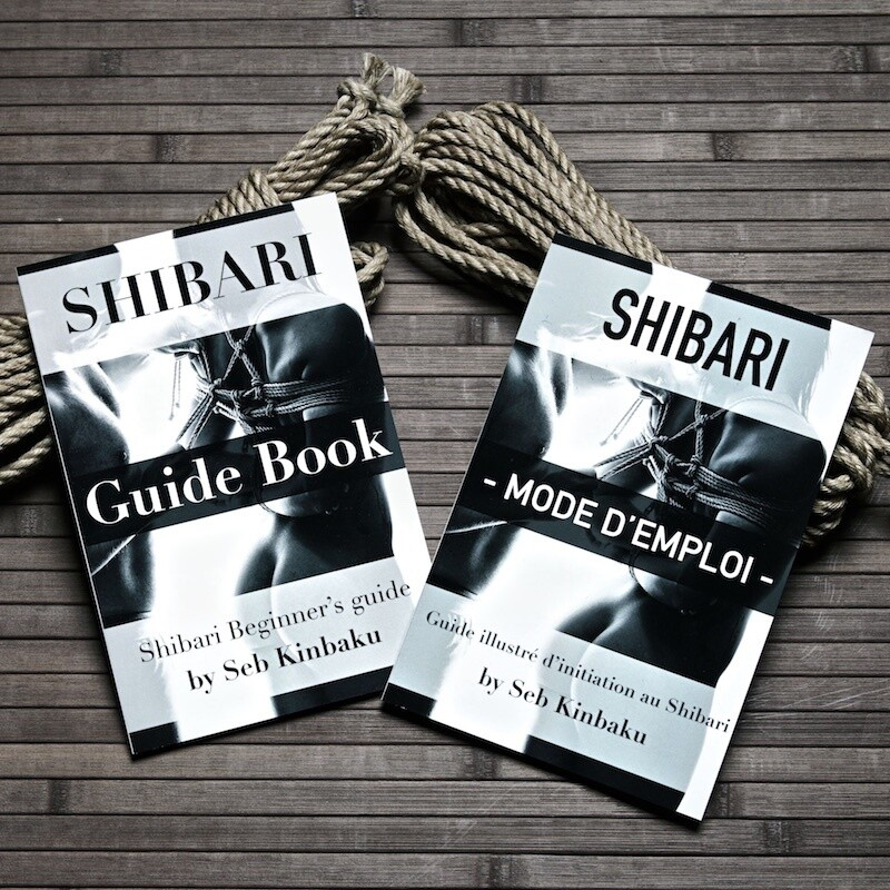 Guide initiation au shibari - SHIBARI MODE D'EMPLOI