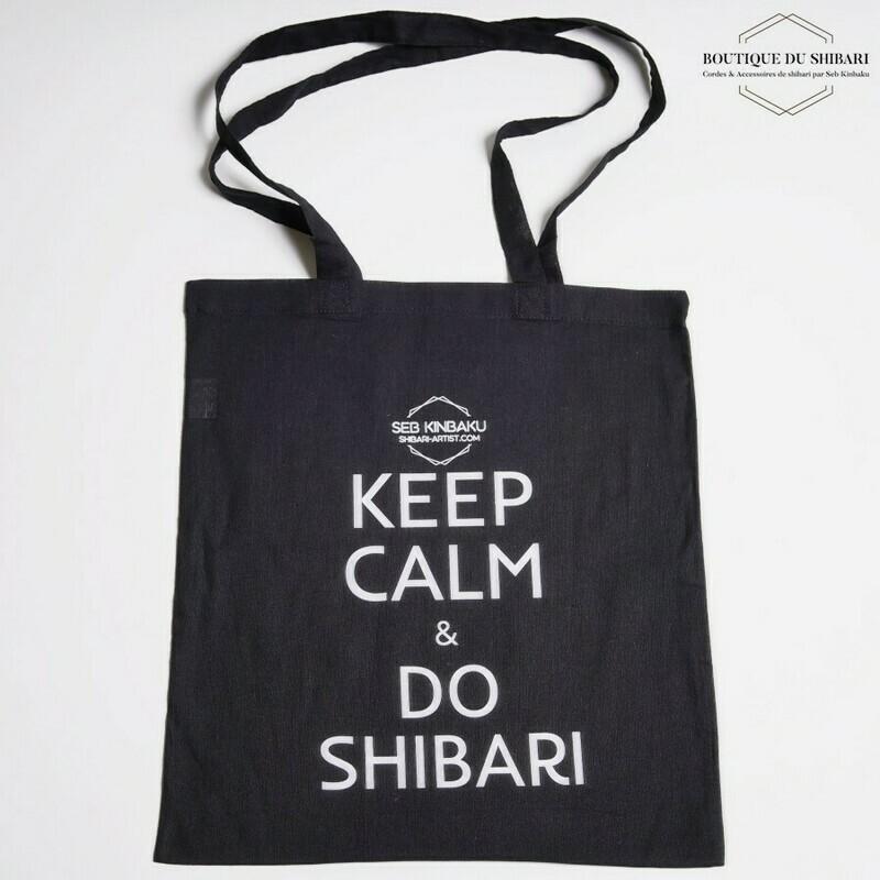 TOTE BAG SHIBARI