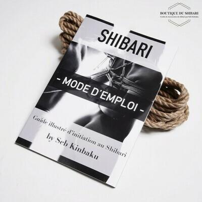 Guide initiation au shibari - SHIBARI MODE D'EMPLOI