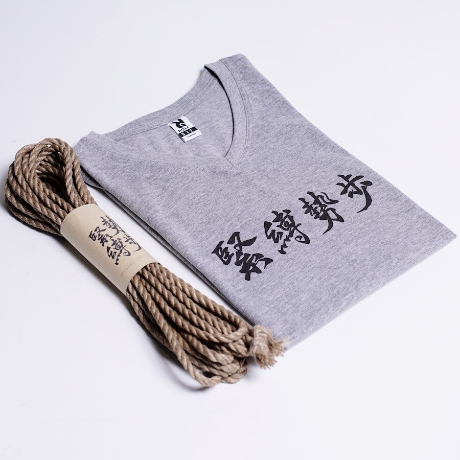 JAPANESE ROPE & TSHIRT