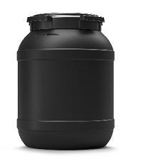 Curtec UV-beständiges Weithalsfass 6 Liter