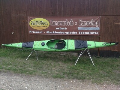 Prijon Grizzly lemon gebraucht Kajak Set 2020