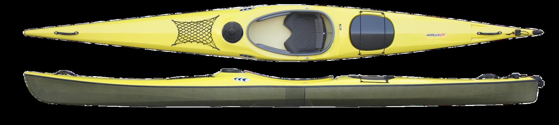 Prijon Barracuda RS 1er Kajak