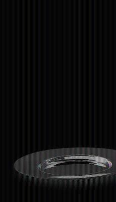 Patene, 16cm Ø, 1cm tief, Innen-Ø 10cm