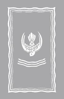 Corporale,Reinleinendamast ,50x50,Muster  Taube