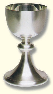 Abenmahlskelch, 0,3 l, 17cm hoch, Cupa 9,5cm Ø