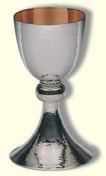 Abendmahlskelch, 0,5 l, 21,5cm hoch, Cupa 11,5cm Ø