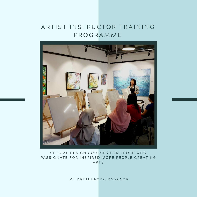 Artist Instructor Training Programme [ Booking ]