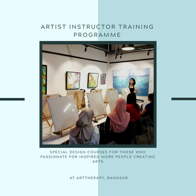 Artist Instructor Training Programme [ Booking ]