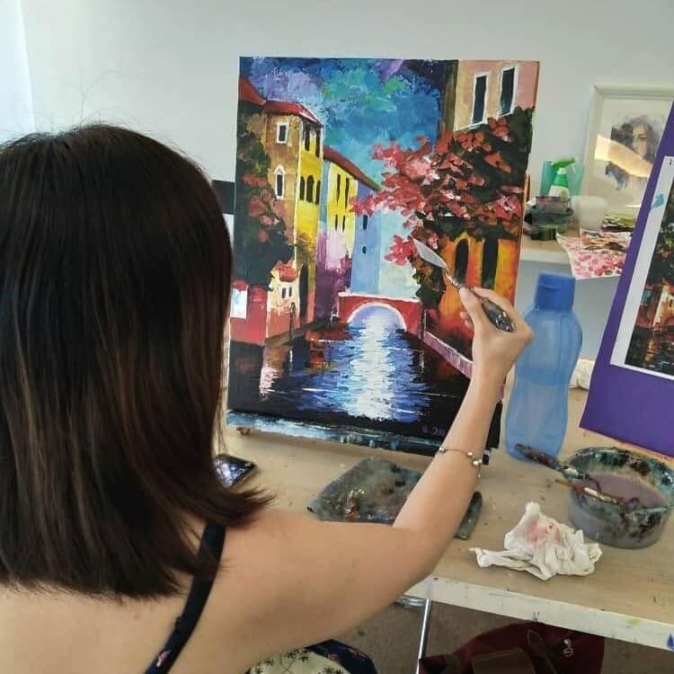 Art Classes for Adult