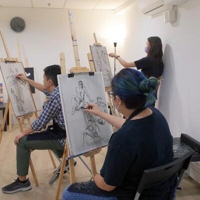 7th May // Life Drawing Workshop