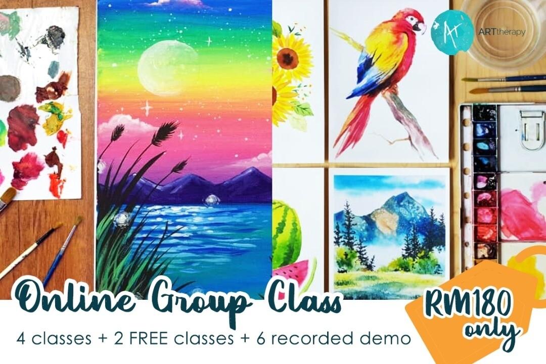 Online Interactive Group Class