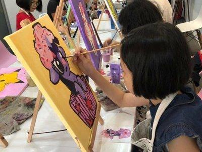 Junior Artist Classes 2 hours // Age 7 - 11