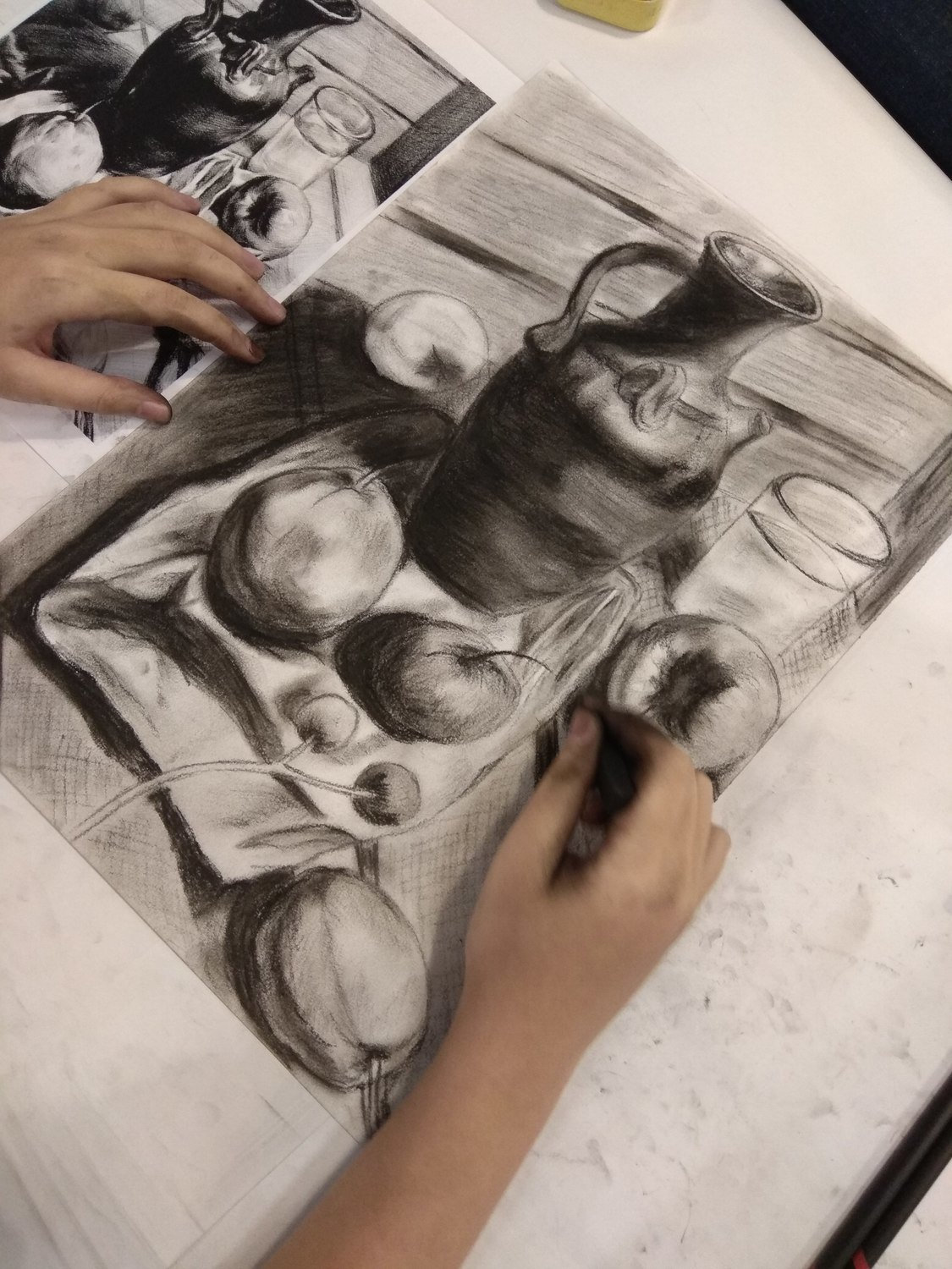 Young Artist Classes 2 hours // Age 12- 17