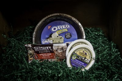 Crave Chocolate Mascarpone Pie Kit