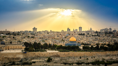 A PILGRIMAGE HOME – THANKSGIVING IN ISRAEL [Deposit]
