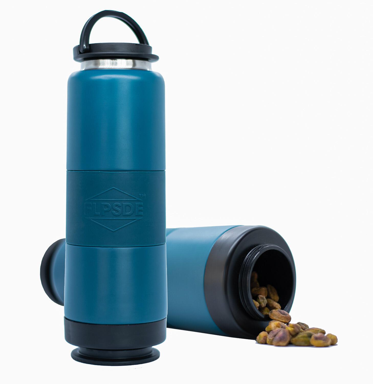 Dual Chamber Water Bottle - OceanView