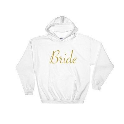 Customizable Hooded Sweatshirt