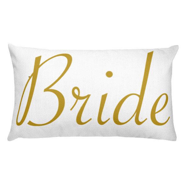 Customizable Rectangular Pillow