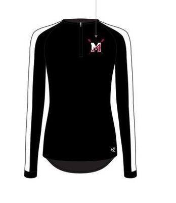 Women's Cold Weather Training Shirt - Excess from 2019 Season                                                                                                                              .