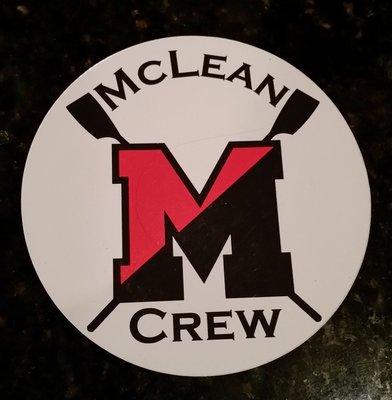 McLean Crew Decals