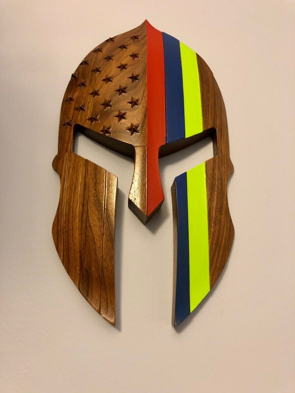 Spartan Mask