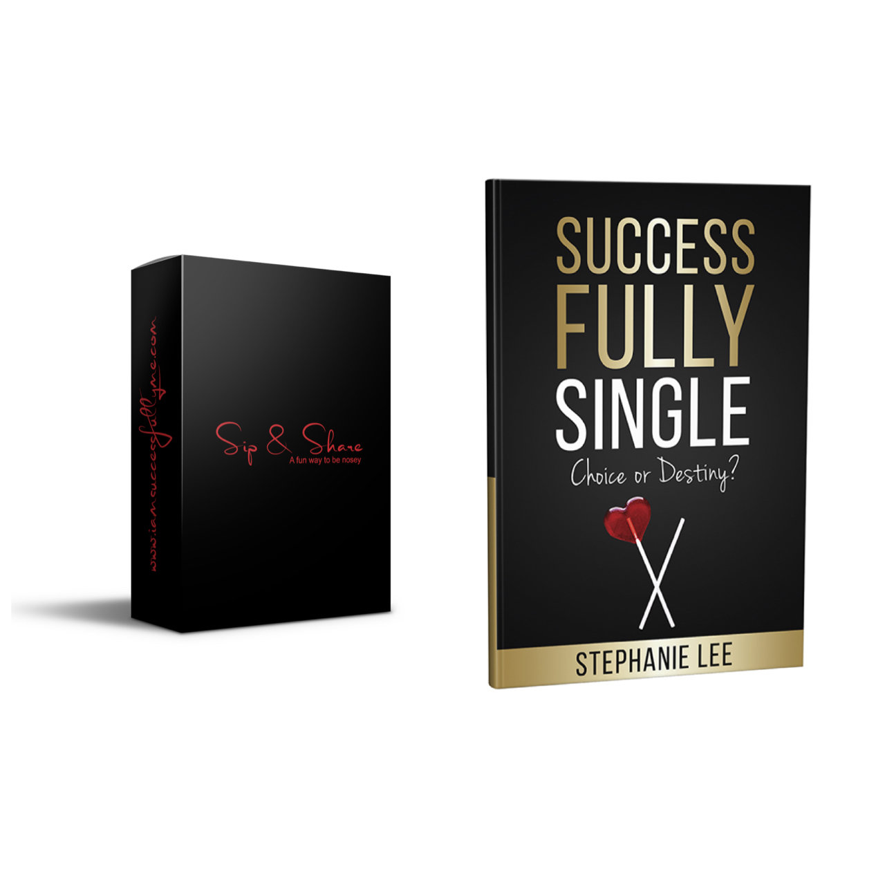 Sip & Share/Successfully Single Bundle! HUGE SAVINGS!