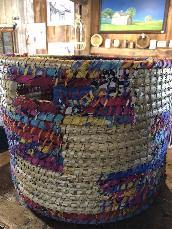 Chindi Chairstep Basket Large